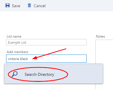 How do i make a group email in office 365