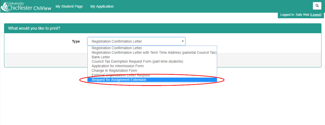 How to request an assignment extension   Support and