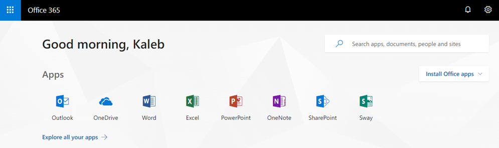 Email, calendar and timetable (Office 365) | Support and