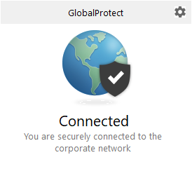 VPN Connected